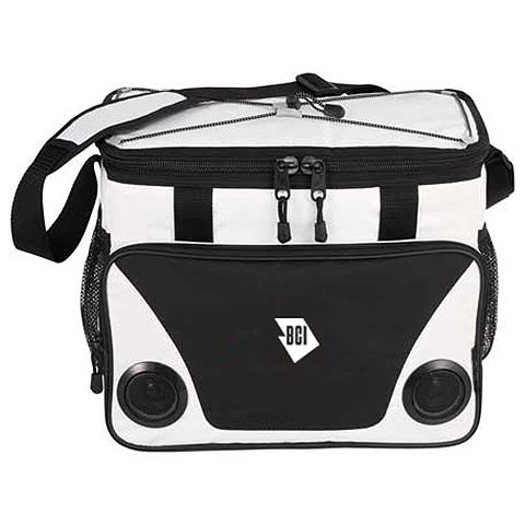 B-Squared promotional item -  deep freeze speaker cooler