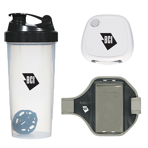B-Squared Promotional Products - Fitness Resolution Kit