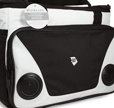 BCI Bluetooth Speaker Cooler