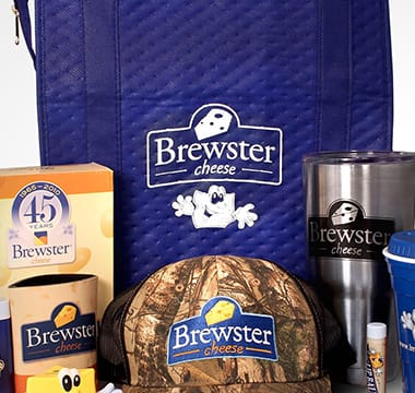 Brewster Cheese Promotional Products