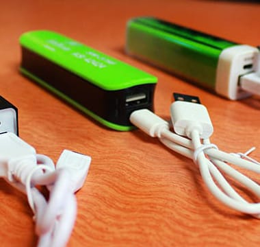 Various Power Banks