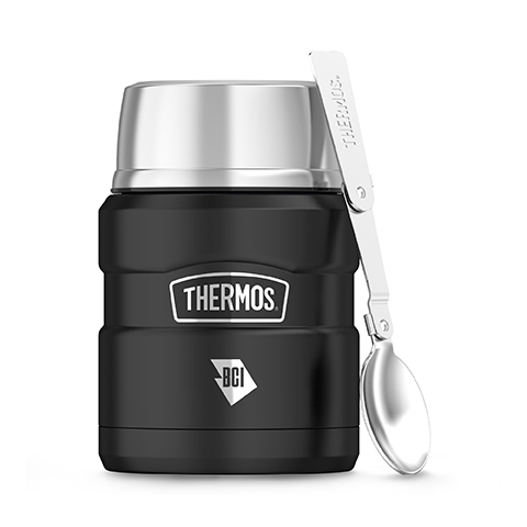B-Squared Promotional Products - Thermos Stainless Steel Food Jar