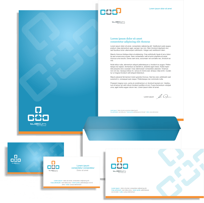 B-Squared Print - Business Marketing Materials